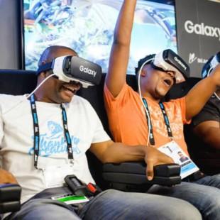 Realidad virtual, tendencia en Cannes Lions – Caso: Samsung